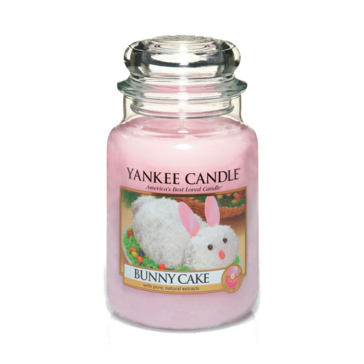 Yankee Candle Cake Images : Yankee Candle - Bunny Cake Large Jar - TheStore91