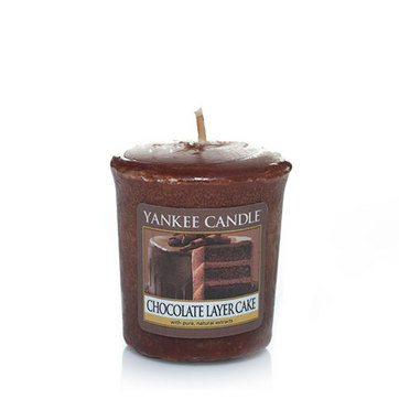 Yankee Candle Cake Images : Yankee Candle - Chocolate Layer Cake Votive Sampler ...