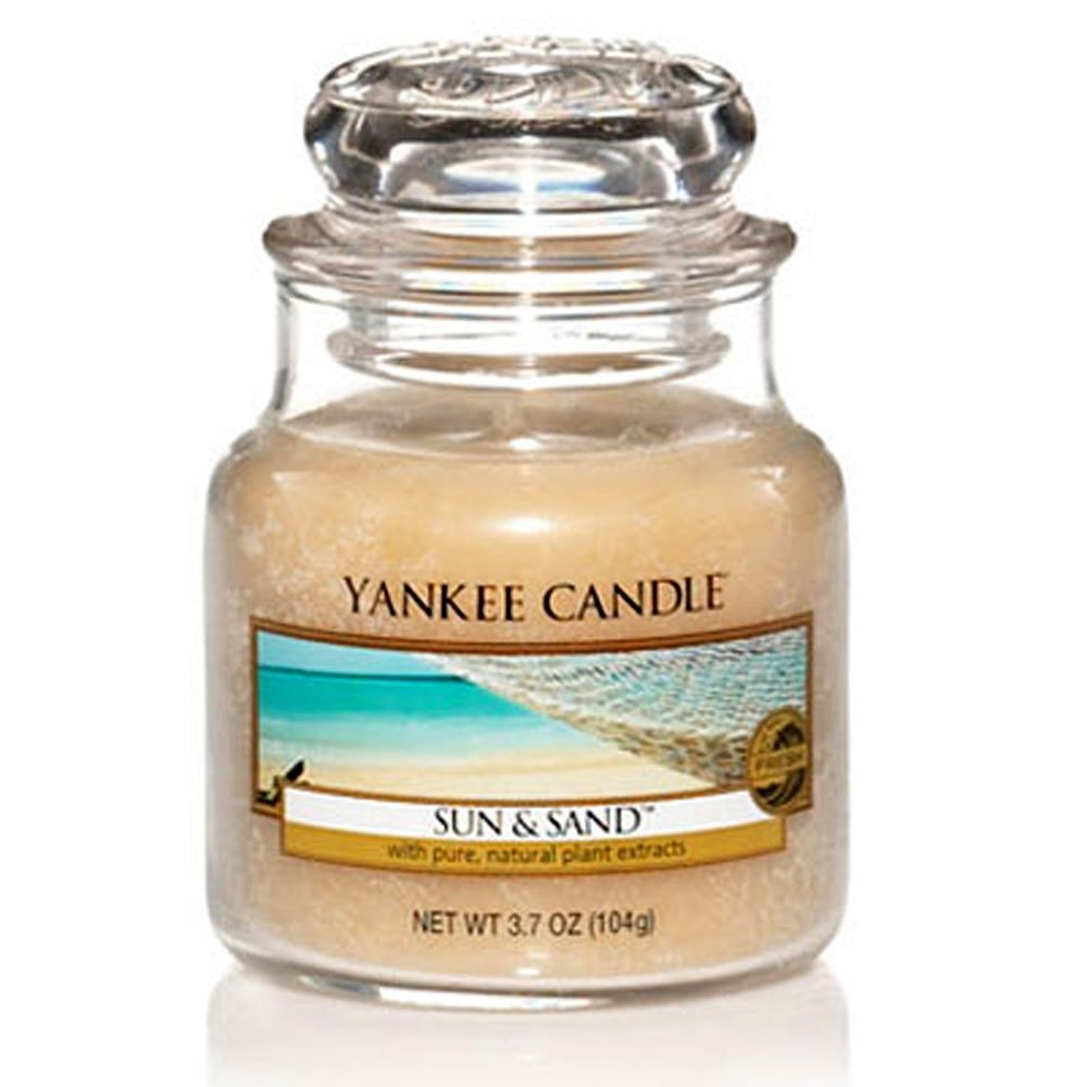 Yankee Candle - Sun and Sand Small Jar - TheStore91