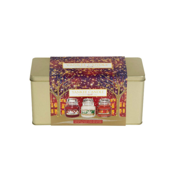 Yankee candle christmas gift ideas